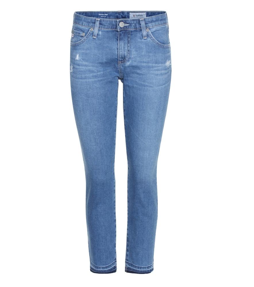 The Stilt Crop jeans