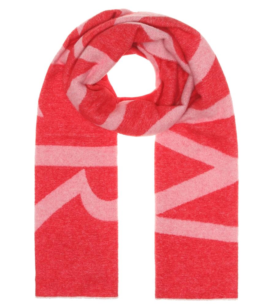 Écharpe en laine mélangée - Moncler - Modalova