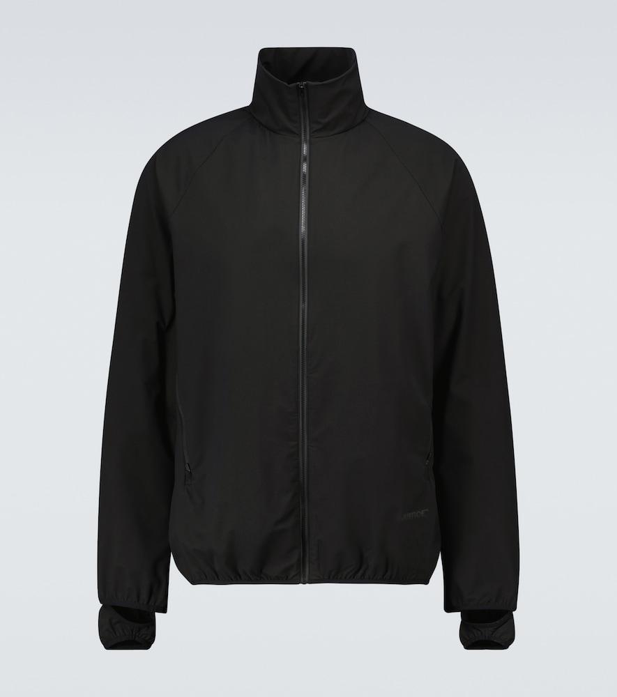 Satisfy Justice™ Merino Running Jacket In Black