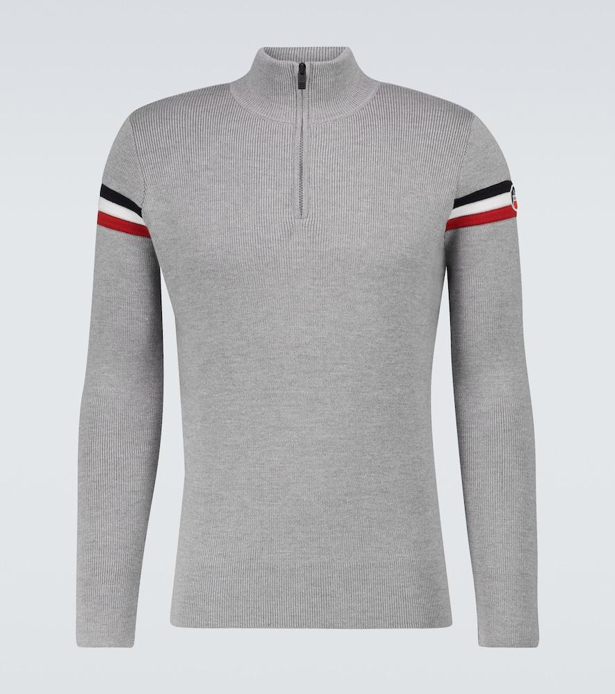 Wengen IV merino wool sweater