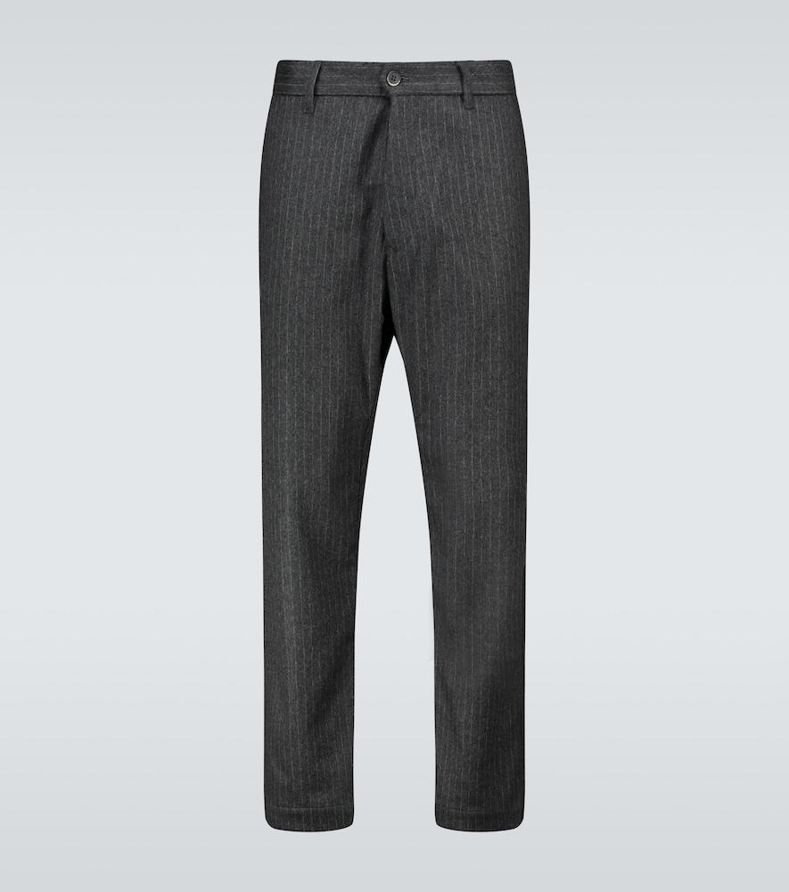 Rostro Filotto pinstriped pants