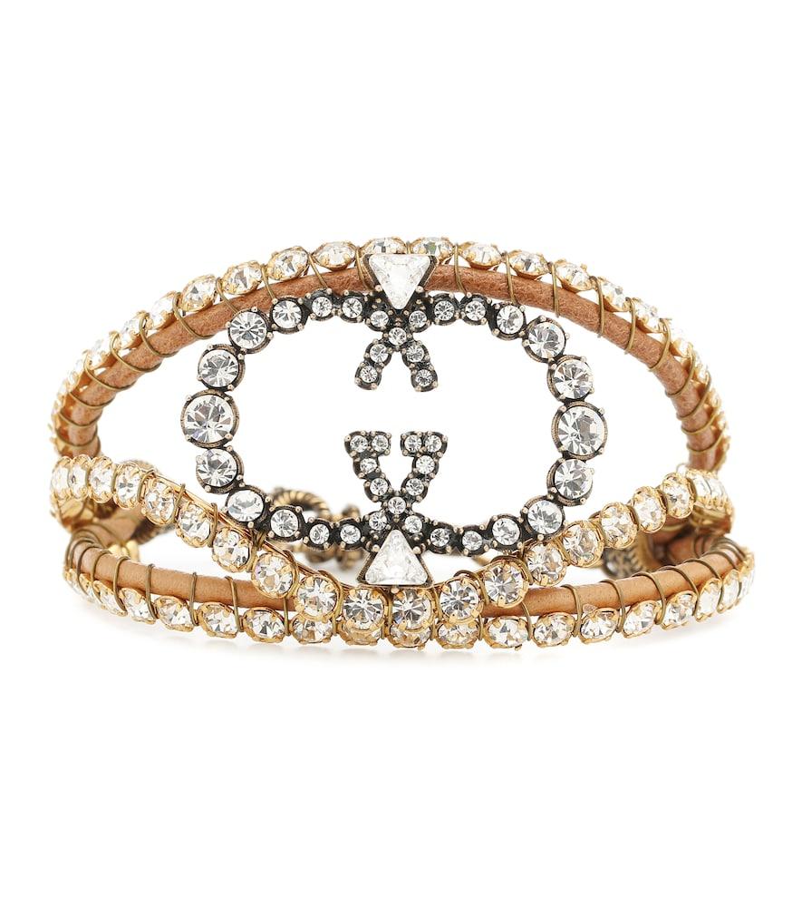 Bracelet à logo - Gucci - Modalova