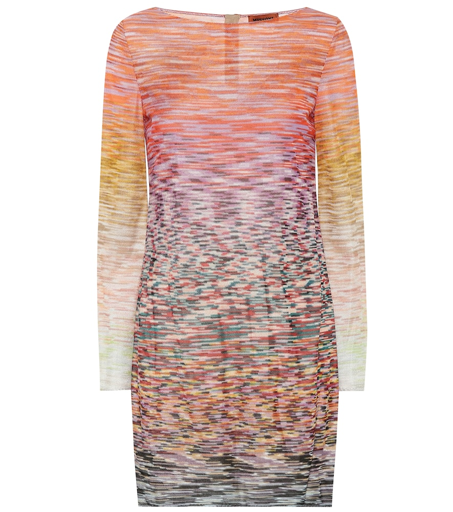 Striped midi dress by Missoni