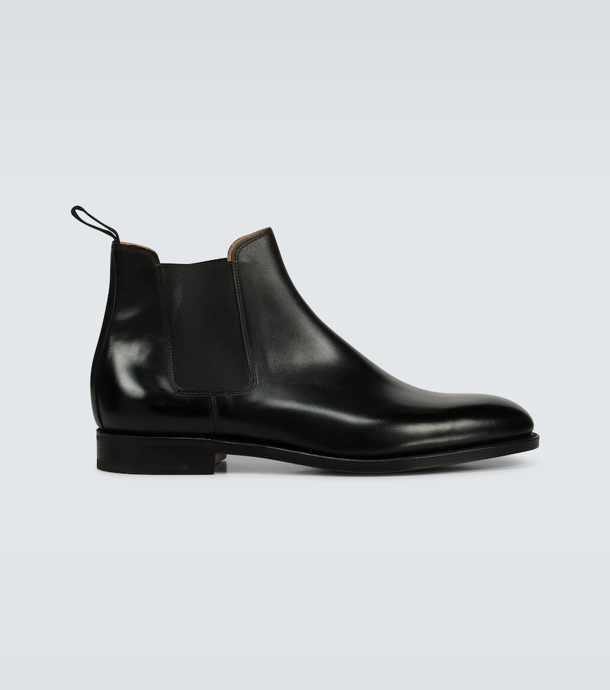 Lawry leather boot