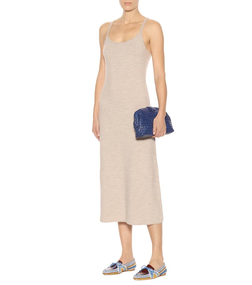 Hepworth wool-blend dress by Gabriela Hearst