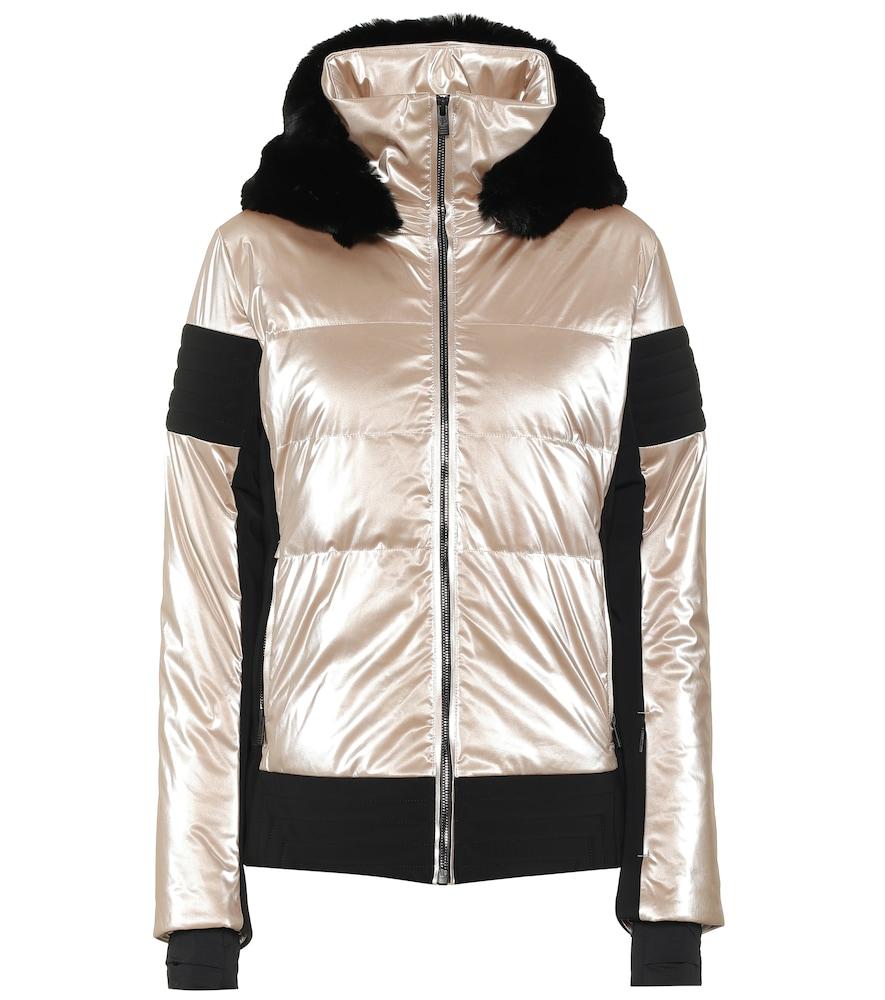 Gardena down ski jacket