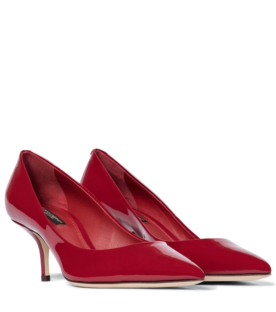 Exclusive to Mytheresa - Patent leather pumps