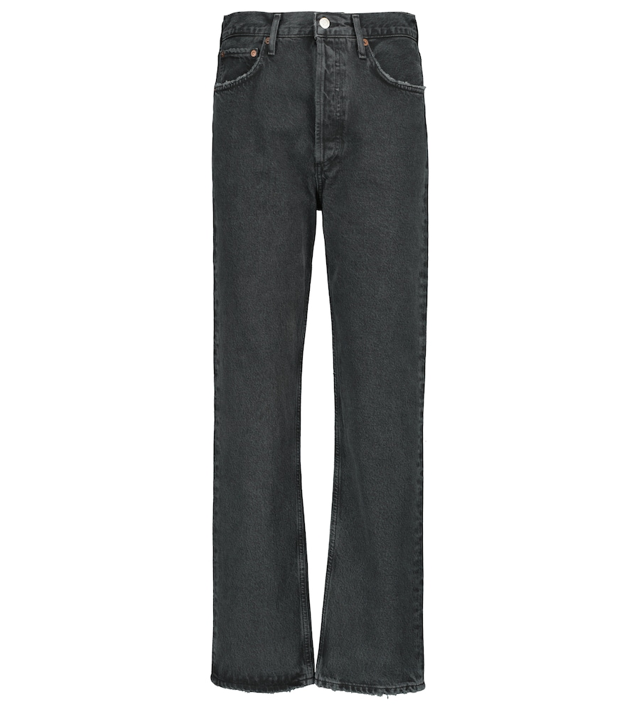 90's Pinch high-rise straight jeans