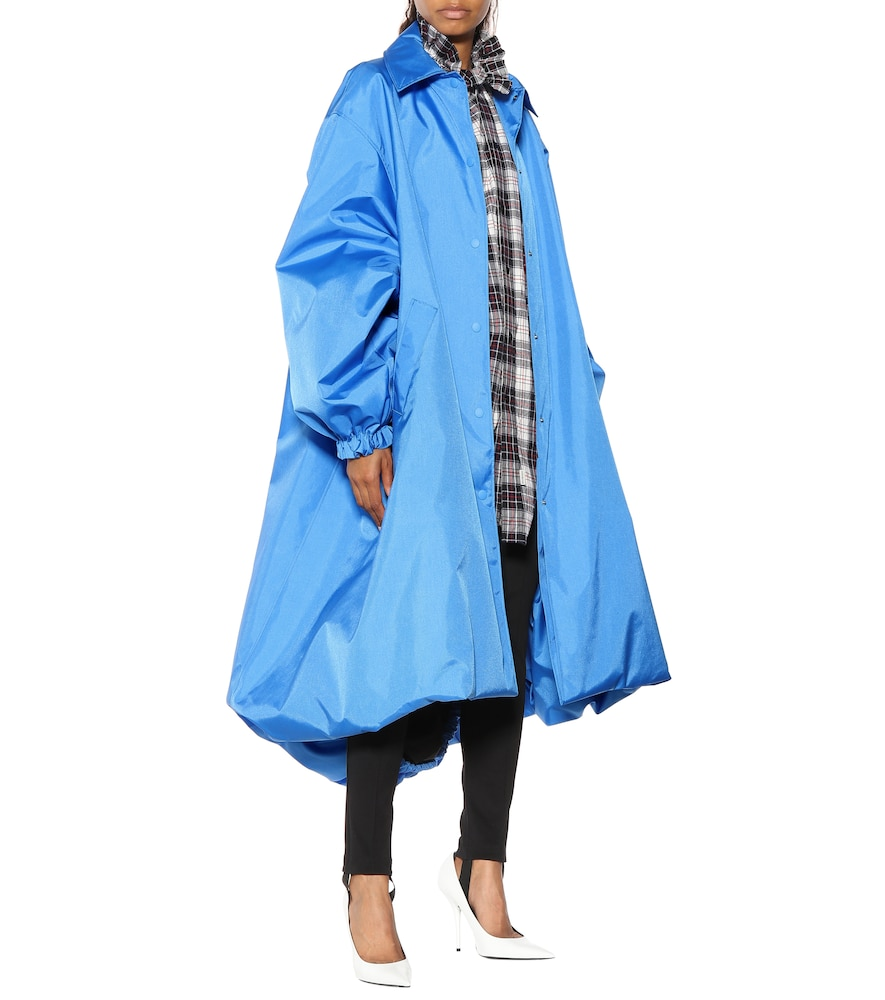 Oversized coat by Balenciaga