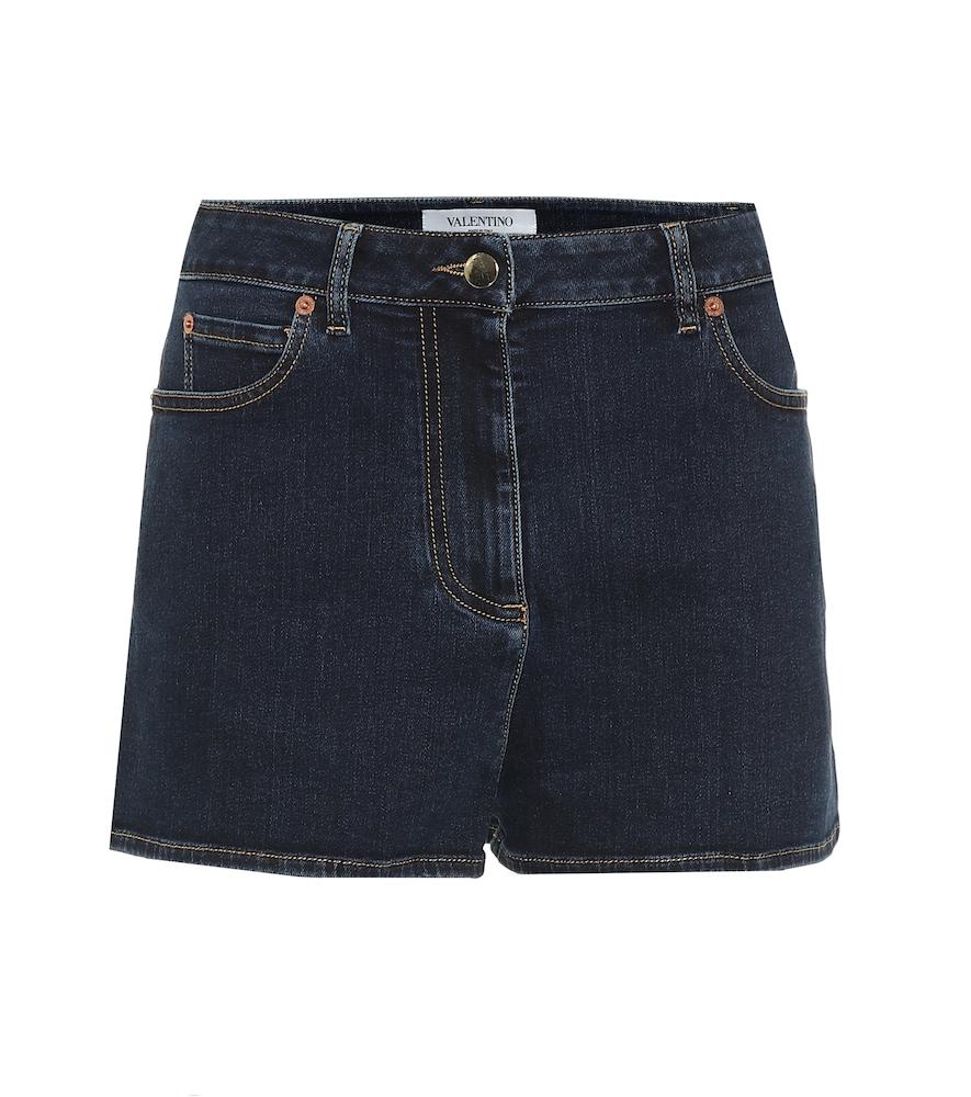 Short en jean - Valentino - Modalova