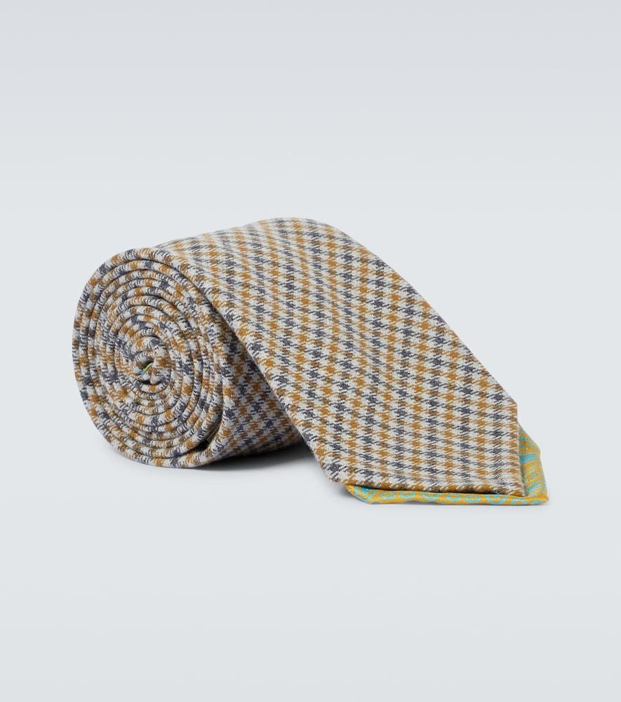 Riomaggiore cotton tie