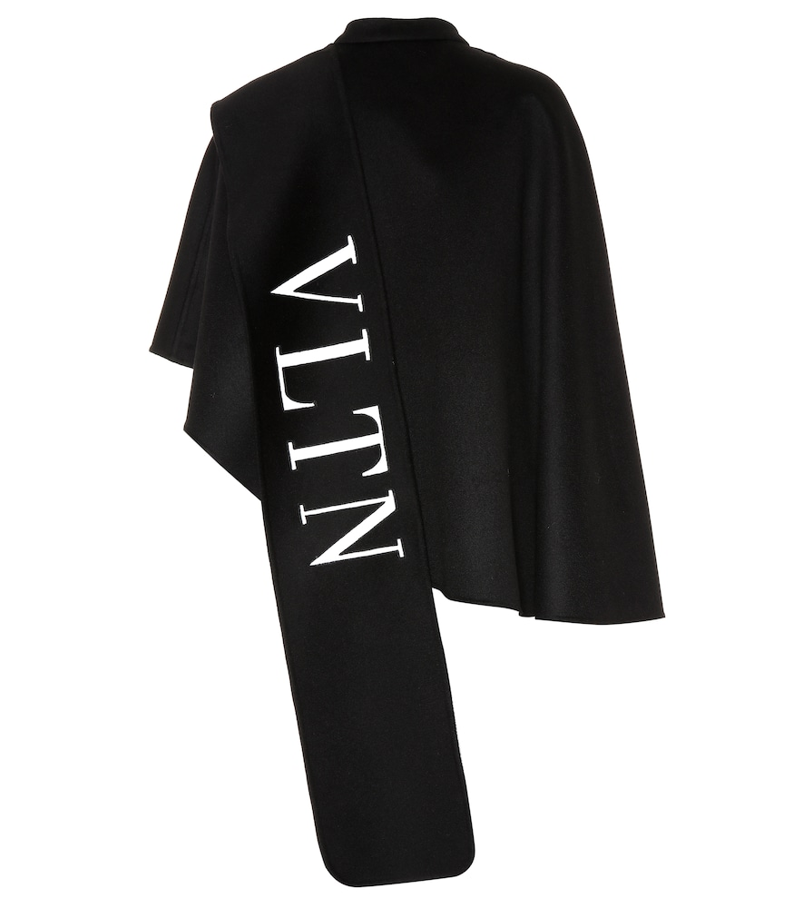 Wool And Cashmere Cape, Female