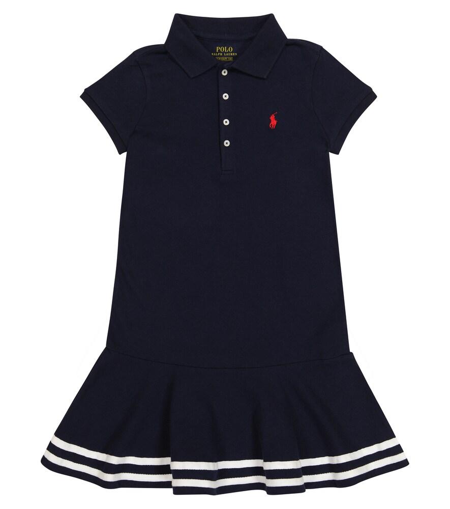 Polo Ralph Lauren Cottons POLO STRETCH-COTTON SHIRT DRESS