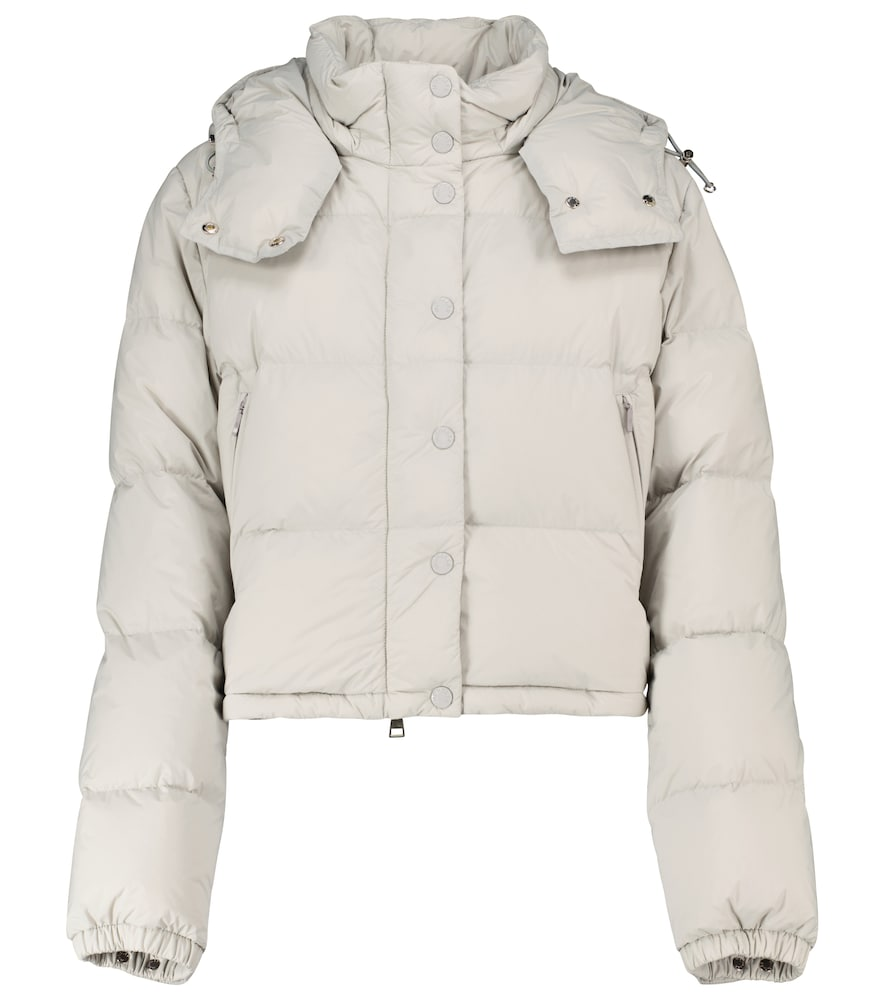 Avoine cropped down jacket