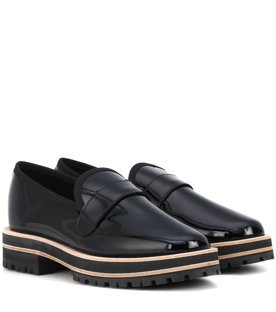 REPETTO GAYLOR PATENT LEATHER LOAFERS