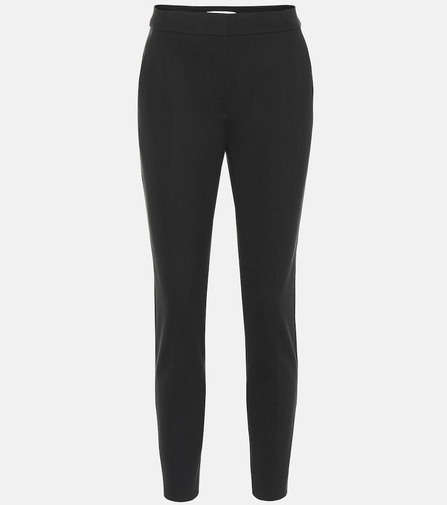 Pantalon Pegno à taille mi-haute - Max Mara - Modalova
