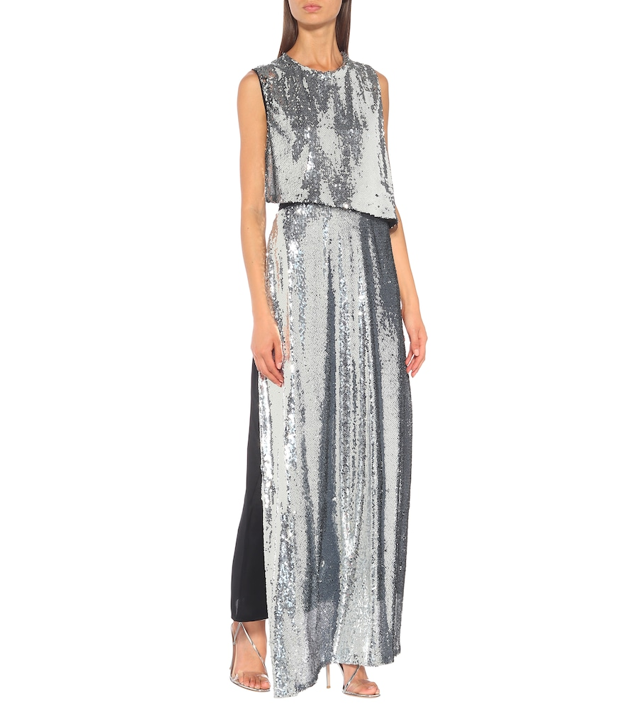 Sequined gown by Stella McCartney