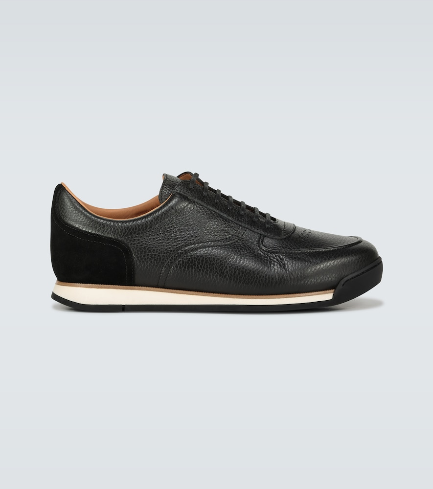 Porth leather sneakers