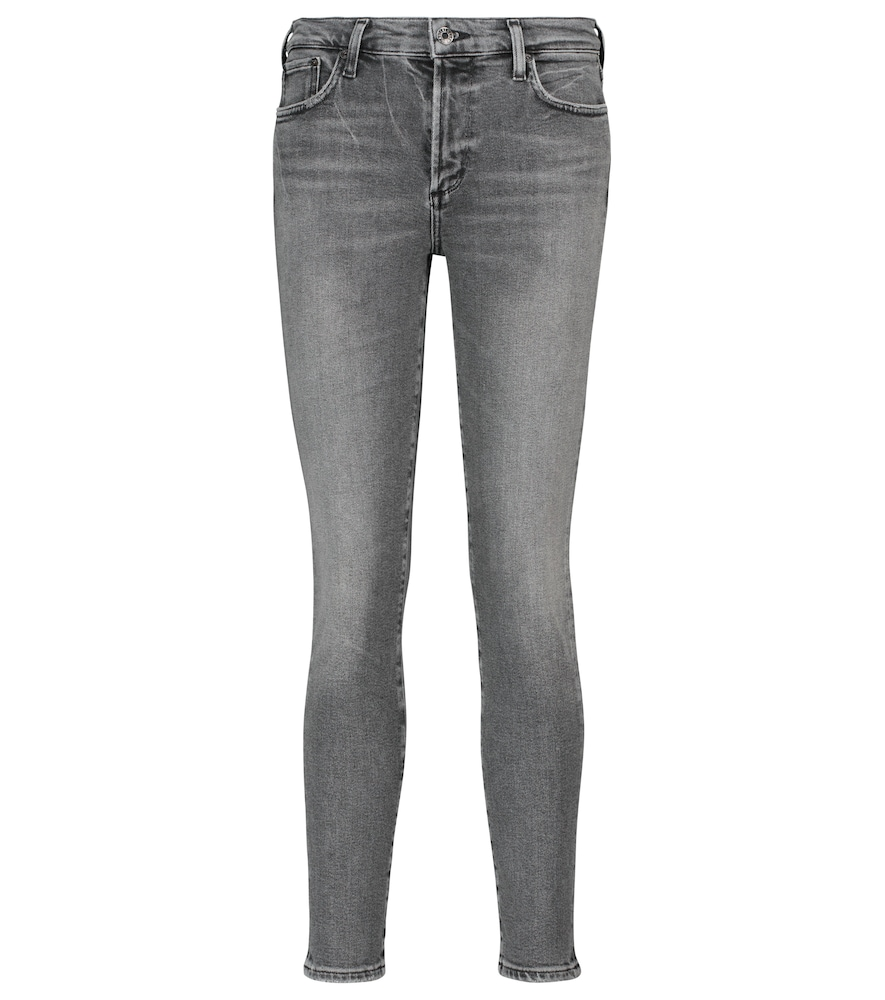 Sophie mid-rise skinny jeans