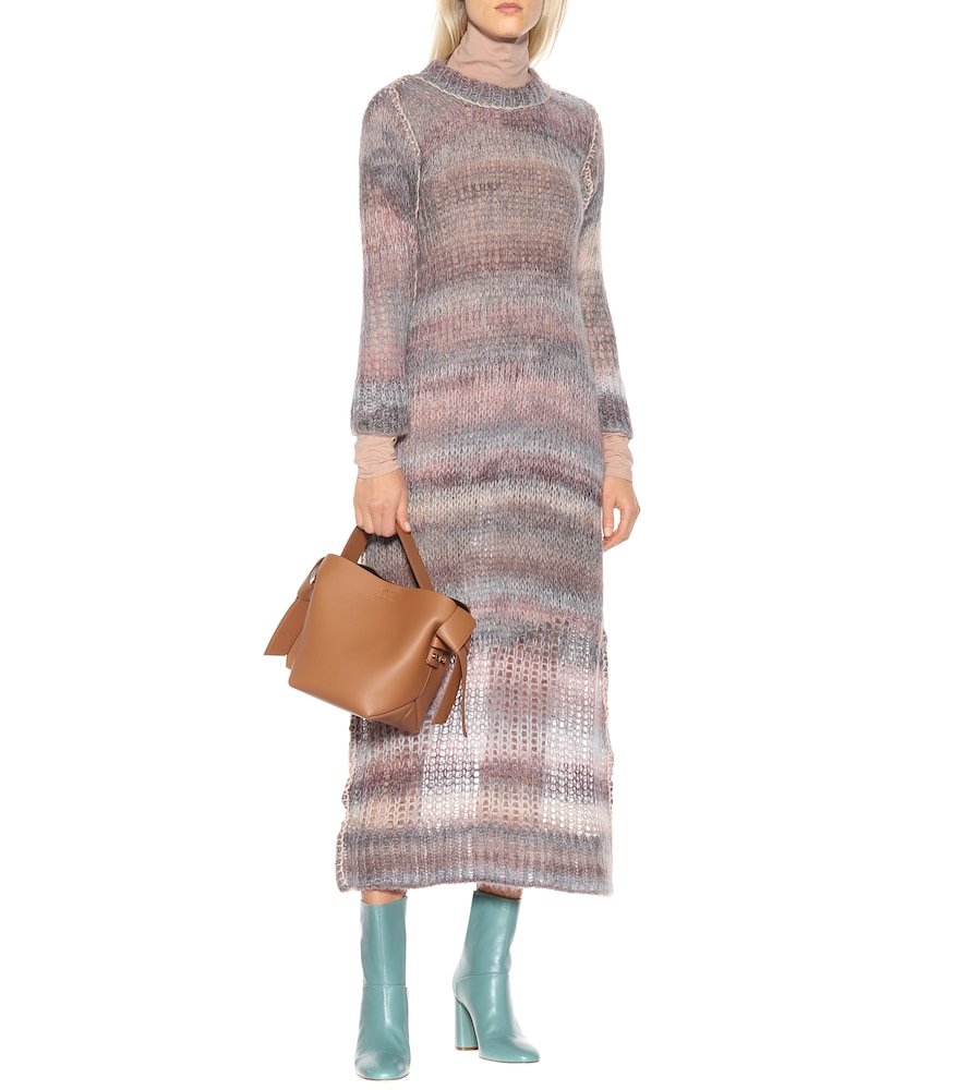 Mohair and alpaca-blend dress by Acne Studios