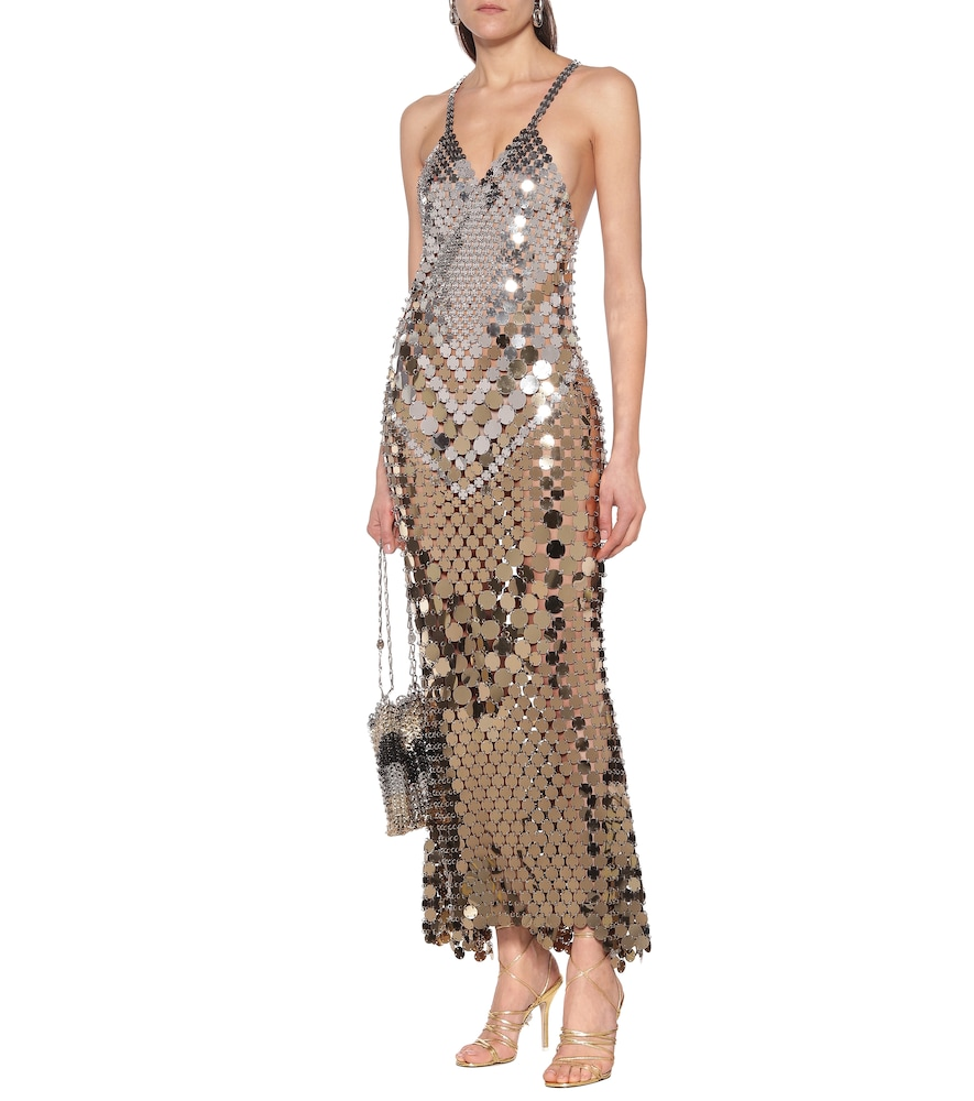 Exclusive to Mytheresa - Embellished gown by Paco Rabanne