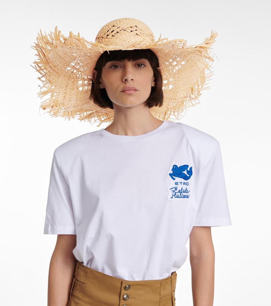 ETRO Hats RAFFIA HAT