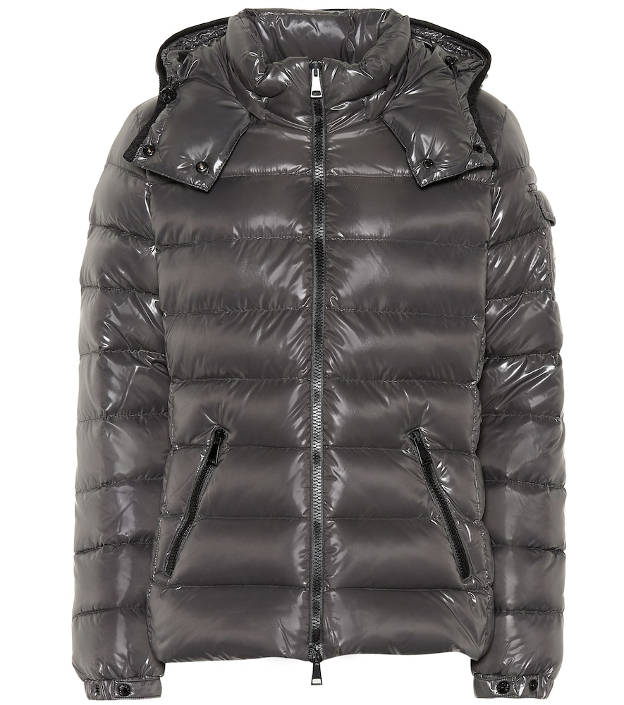 Bady Down Puffer Jacket, Grey
