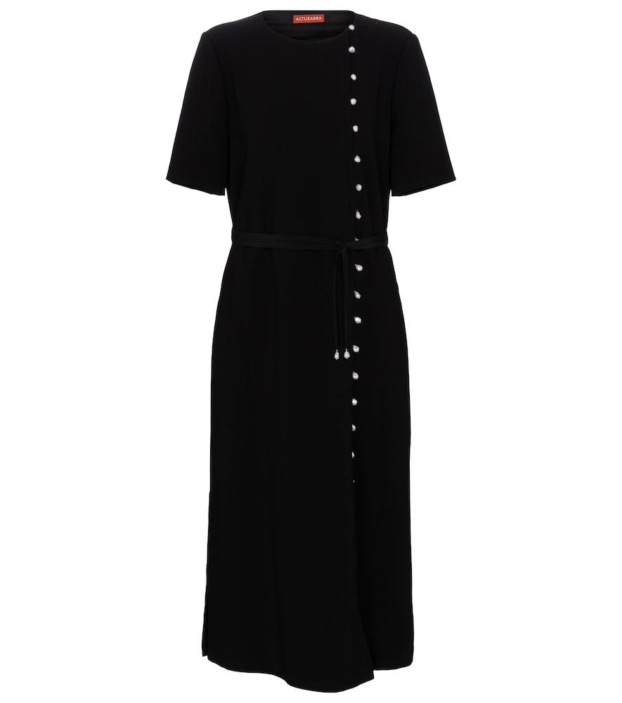 Altuzarra Midi dresses PICOTEE CRÊPE MIDI DRESS