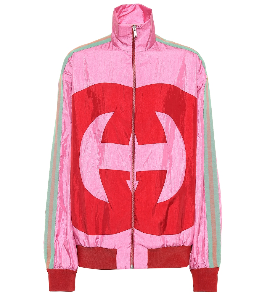 GUCCI INTERLOCKING G TRACK JACKET