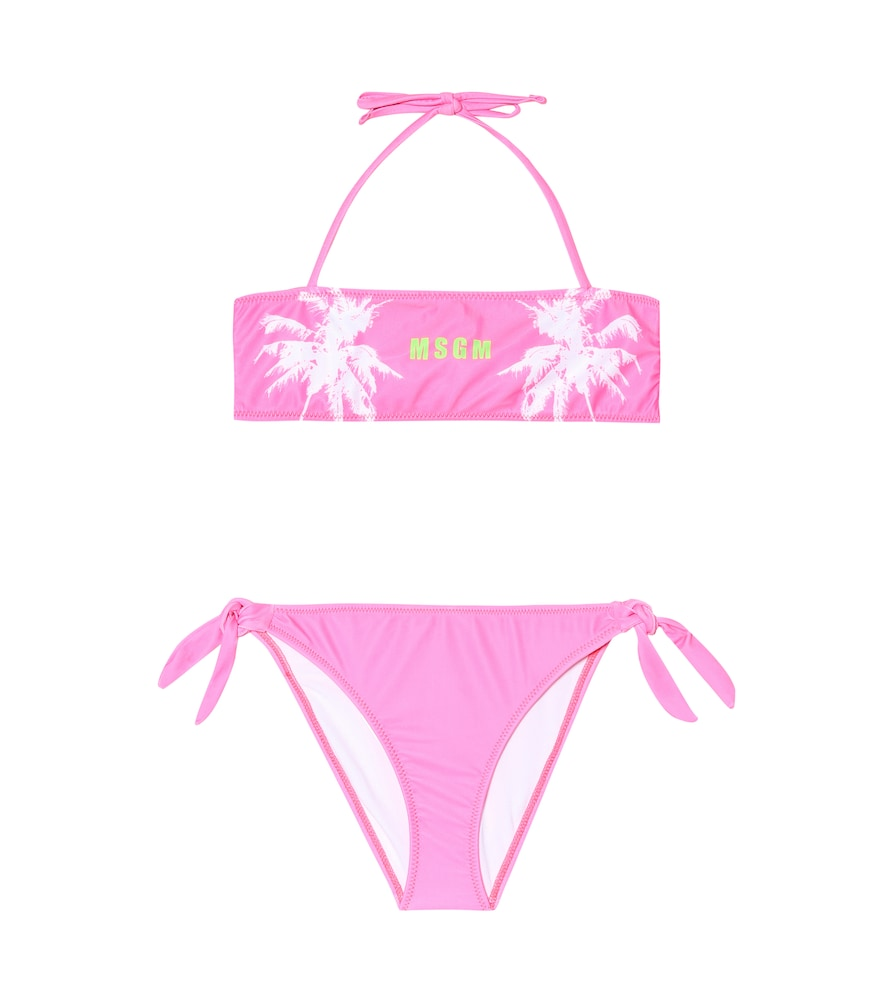 Bikini imprimé