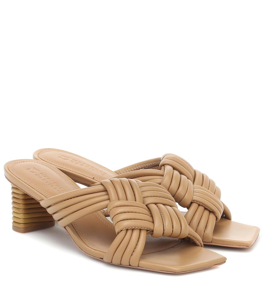 Tatiana leather sandals