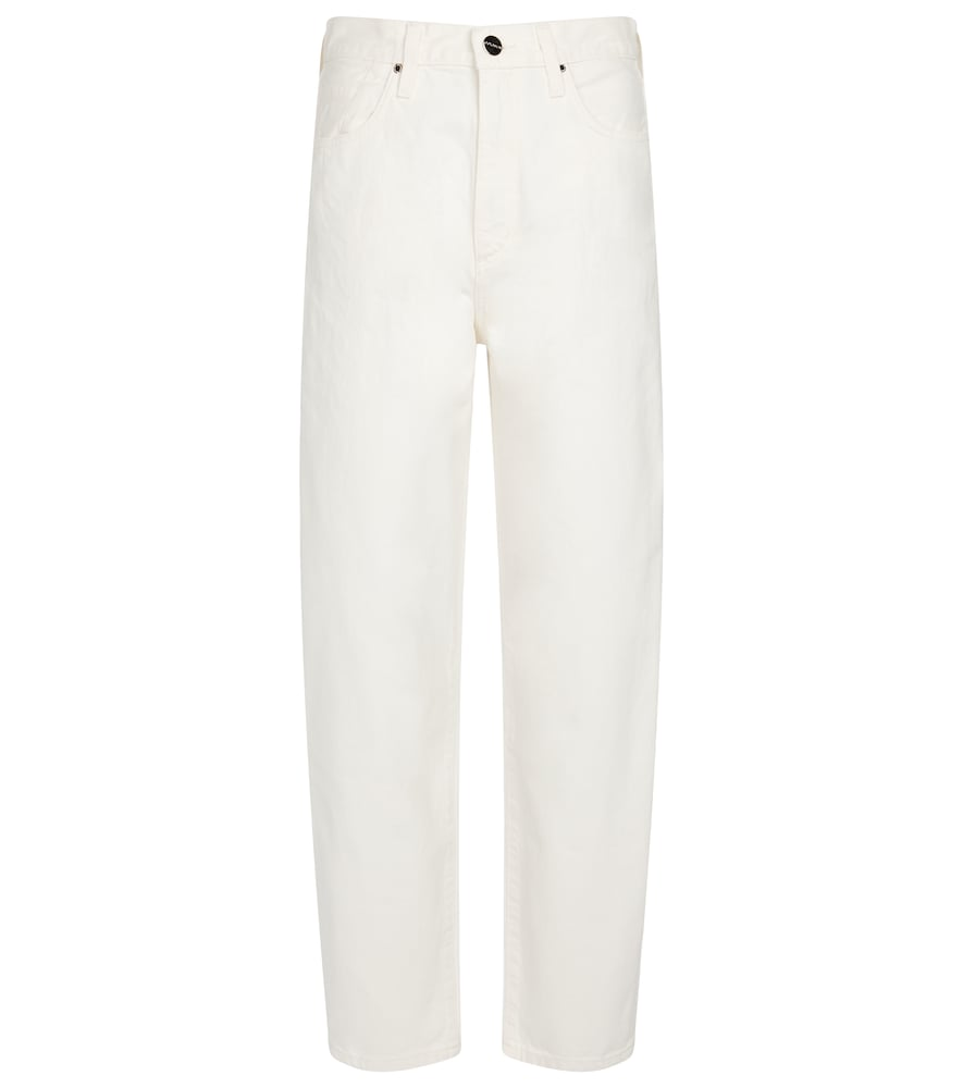 The Curved high-rise jeans