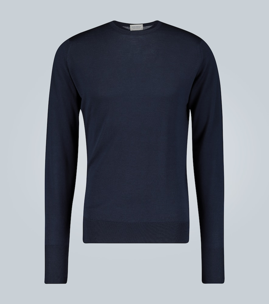 Wool Marcus crewneck sweater