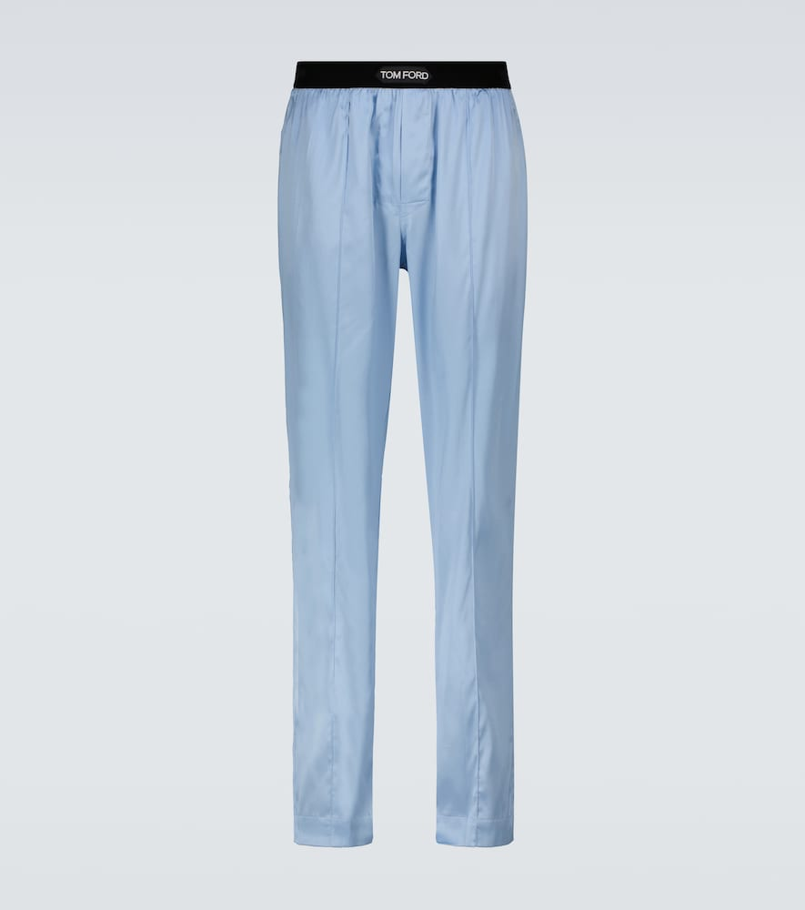Tom Ford SILK PAJAMA PANTS