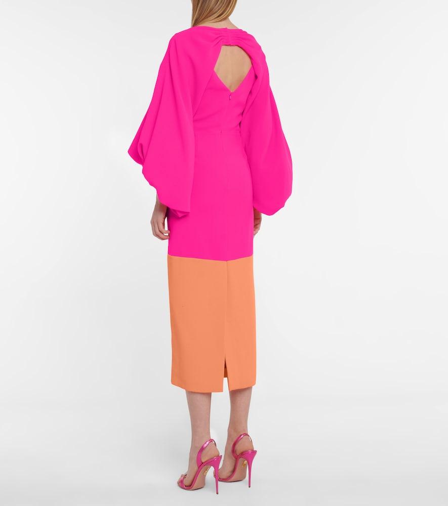 ROKSANDA Dresses GARANCE WOOL CRÊPE DRESS