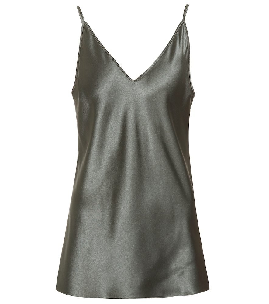 SILK SATIN CAMISOLE