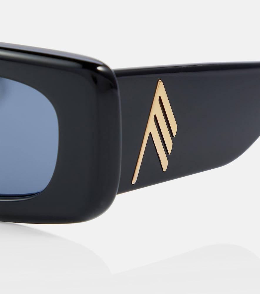 ATTICO Sunglasses X LINDA FARROW MINI MARFA RECTANGULAR SUNGLASSES