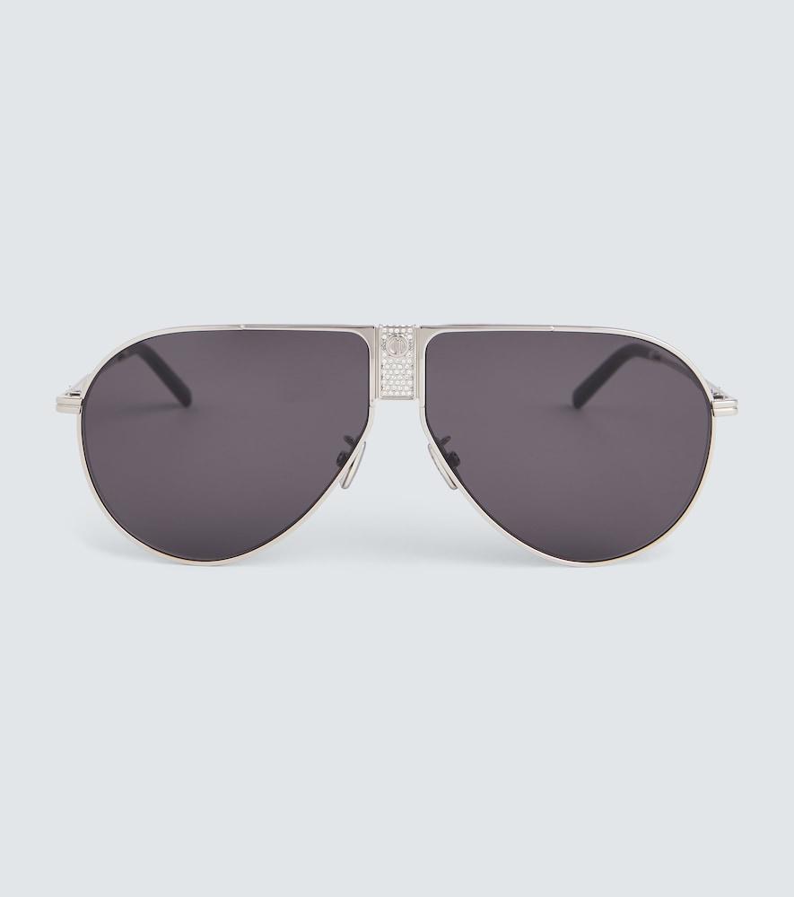 DiorIce AU metal sunglasses