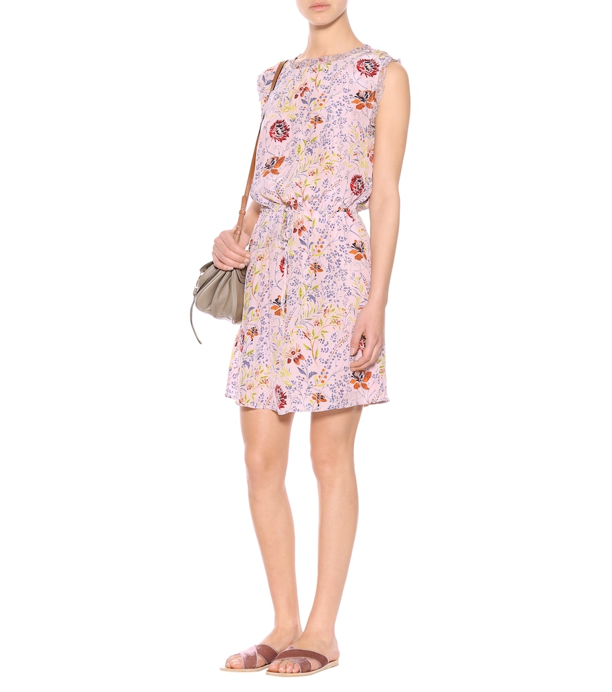 Raelynn printed sleeveless dress by Velvet