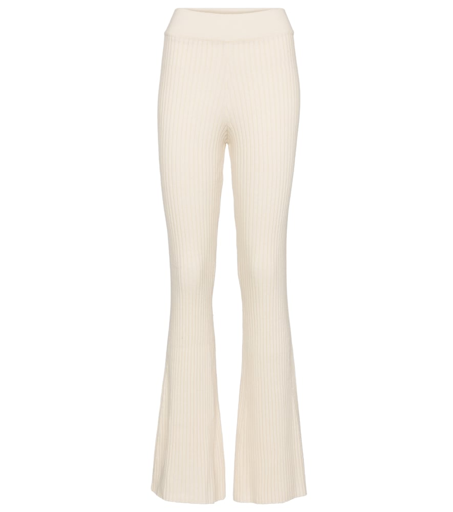 Solitude wool and cashmere pants