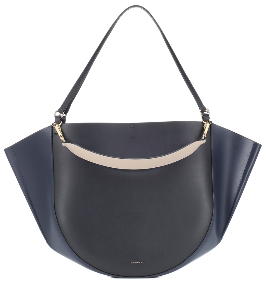 MIA MEDIUM LEATHER TOTE