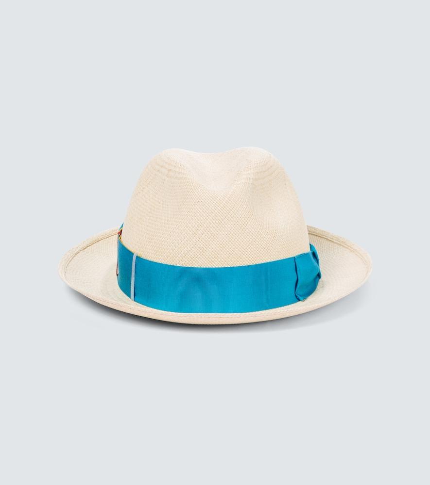 Panama Quito straw hat