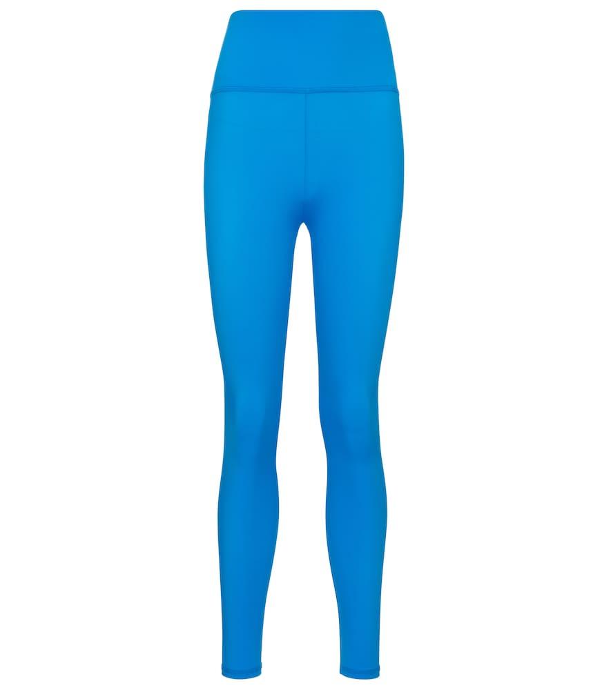 Row mid-rise leggings