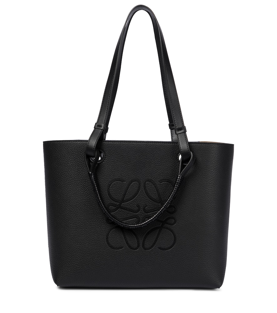 Anagram Small leather tote