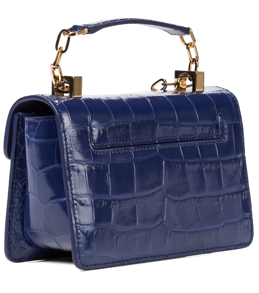 TOM FORD Leathers 001 SMALL LEATHER SHOULDER BAG