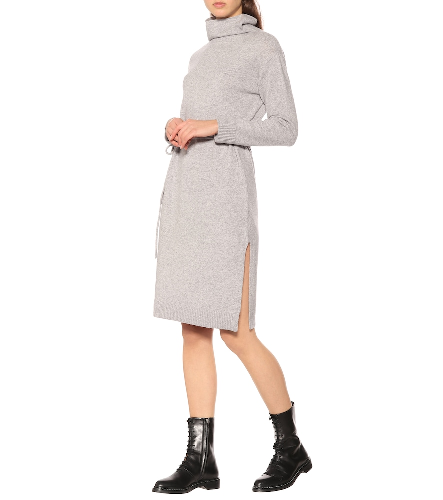Wool and cashmere sweater dress by Vince