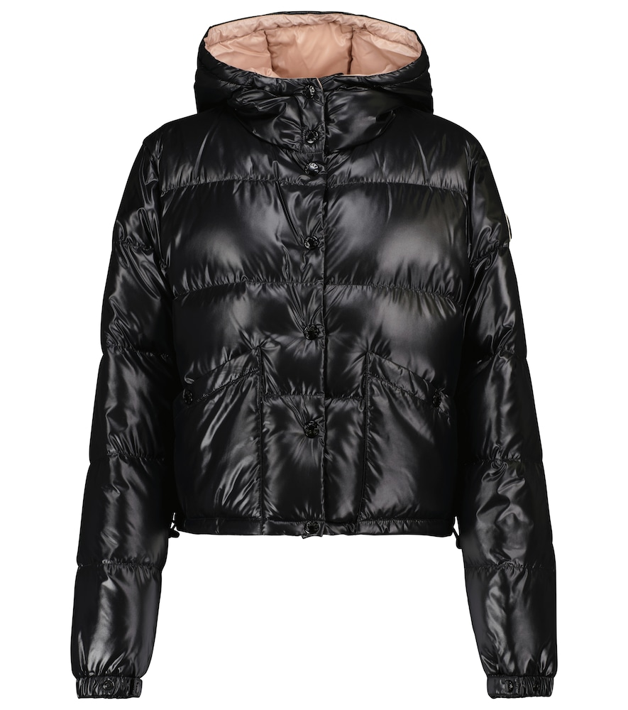 Bardanette cropped down jacket