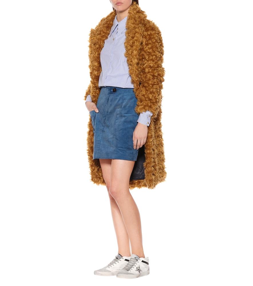 Dary faux fur coat by Baum und Pferdgarten