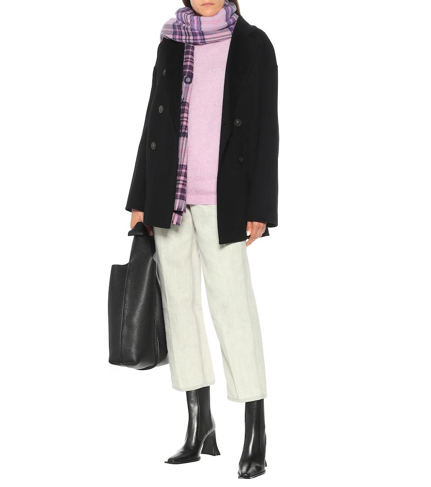 ACNE STUDIOS Coats WOOL COAT