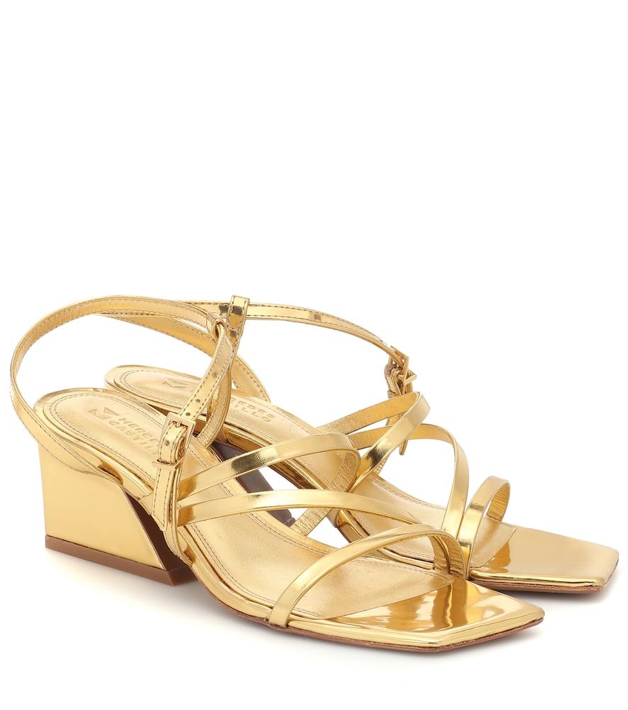 Kelise leather sandals
